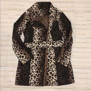 Luii Animal Pint Jacket Size M